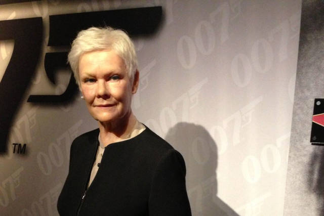 Dame Judi Dench Must Be Feeling Pretty Untouchable Because She's Defending Kevin Spacey and Harvey Weinstein