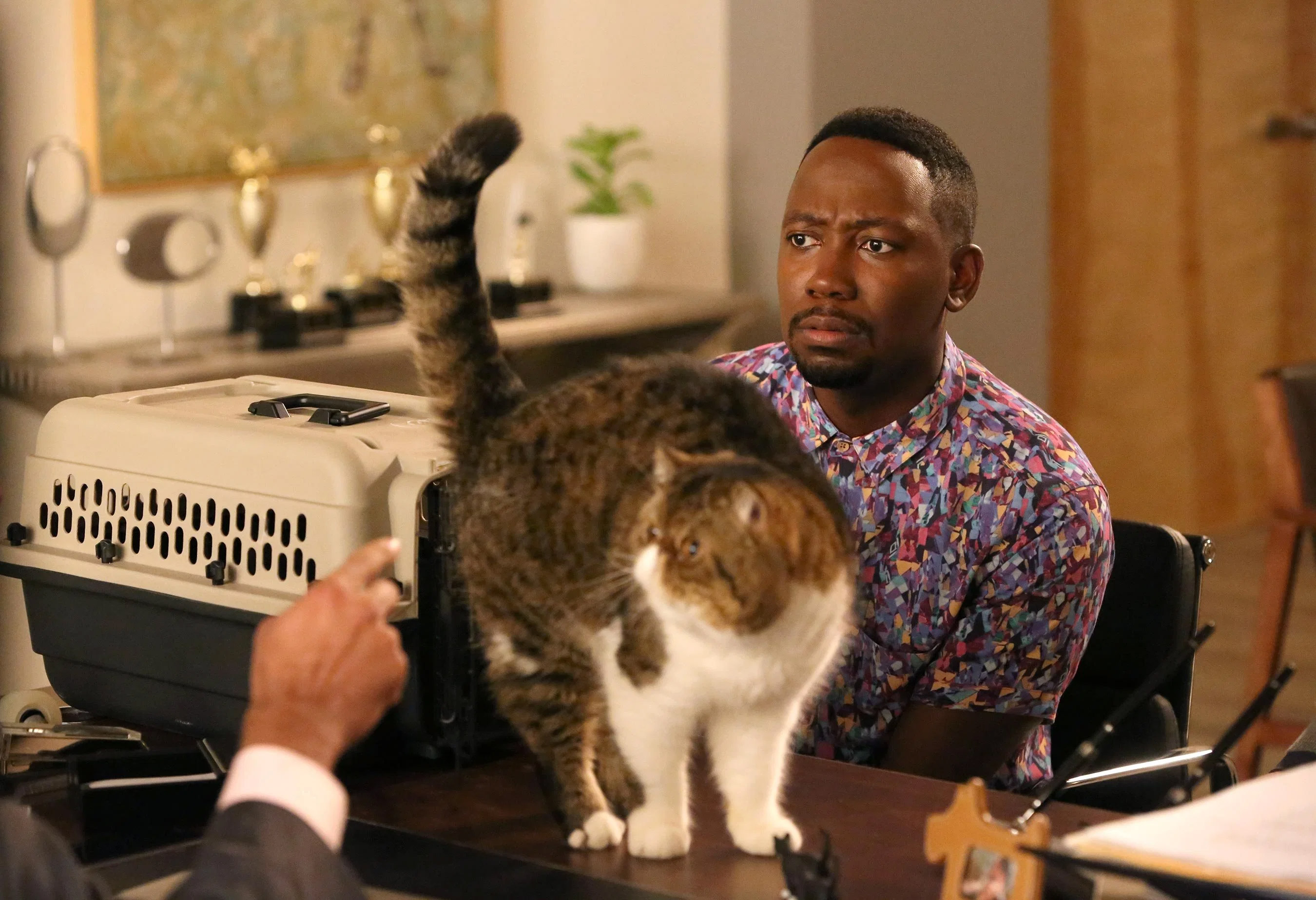 'New Girl's' Lamorne Morris Expresses Righteous Indignation After Bullshit Arrest