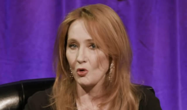 J.K. Rowling is a TERF, Surprising Virtually No One