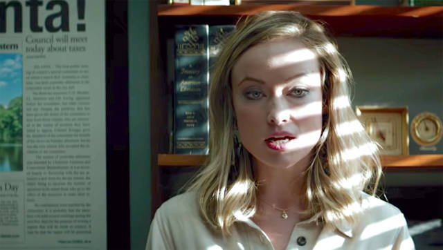 Olivia Wilde Blames Clint Eastwood for the Whole Trading S@x for Tips Scene in 'Richard Jewell'