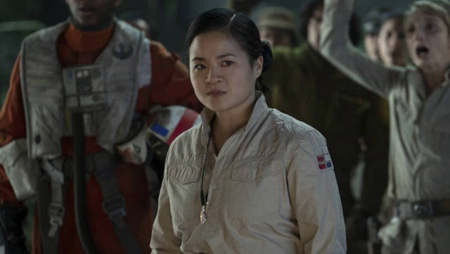 'Star Wars' Fans Got 'Rose Tico Deserved Better' to Trend on Twitter… But Did She?