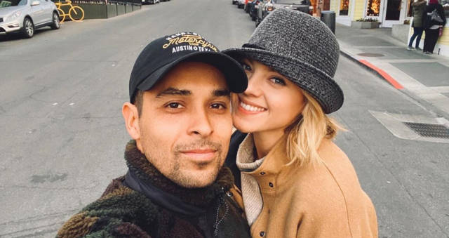 Here's Amanda Pacheco, the Model Wilmer Valderrama Just Got Engaged To