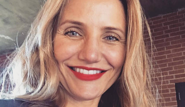 Cameron Diaz Retired and No One Noticed