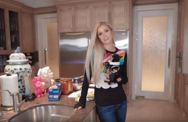 What the Hell is Going On With Paris Hilton's Cooking Show?