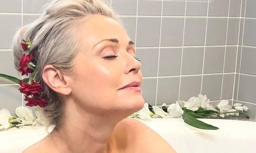 Nackt Kathy Jacobs  Model Kathy
