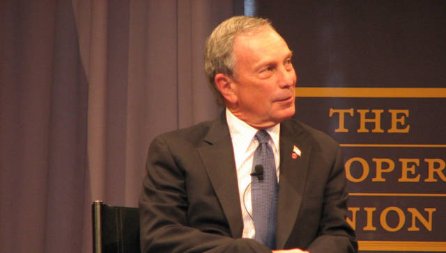 Mike Bloomberg Was Super Proud of Getting His 16-Year-Old Daughter Laid All Over China